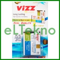 Baterai/Battery Double Power Vizz Nokia N8 N97 Mini C7 BL-4D BL4D