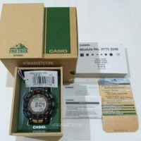 Casio Protrek PRG -240- 1DR Original 100% Brand New In Box