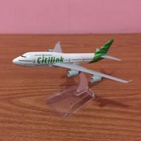 Diecast Miniatur Pesawat Citylink