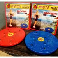 Jual Trimer jogging nikita alat olahraga pelangsing magnetic Murah