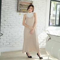 long dress overall wanita murah hanya luaran saja