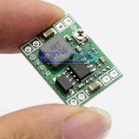 Mini LM2596 adjustable DC-DC step down module in: 4.5-28V out: 0.8-20V