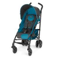 Kereta bayi Chicco stroller liteway blue