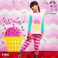 piyama anak import HJ clothing line
