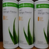 Baru..!! HAC MANGO FLAVOUR Herbalife. Exp. 2019. Dijamin 100% ORIGINAL