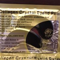 Masker Mata Collagen Crystal Black / Eye Mask Patch Hitam Eyelid