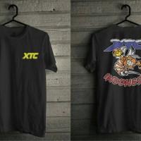 Kaos T-shirt XTC Indonesia Terbaru