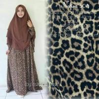grosir murah baju muslim nafisa 504 syari