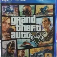 GTA V / Grand Theft Auto 5 PS4 Region 3