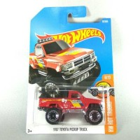 Hot Wheels 1987 Toyota Pickup Truck
