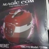 YONGMA MAGIC COM YMC-115 (stock hijau)