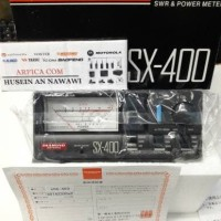 SWR DIAMOND SX400 / SWR POWER METER SX400 DUALBAND