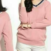 Blus/blouse/baju atasan wanita korea