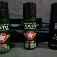Jual Pepper Spray Semprotan Merica Self Defense [SANGAT PERIH / PEDAS] Murah