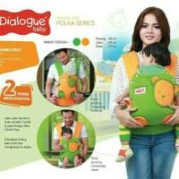 Jual Dialogue Baby Carrier Ergo (Gendongan Ransel Ergo) Murah