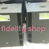 Subwoofer Aktif Mackie Thump TH - 18S