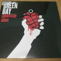Jual Piringan Hitam / Vinyl GREEN DAY American Idiot Murah