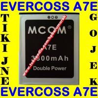 Baterai Evercoss A7e Double Power M Com