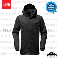 Jaket The North Face Mens Resolve Parka Jacket Black WATERPROOF ORI
