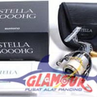 Reel/Katrol Shimano Stella 4000 HG