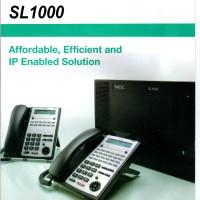 PABX NEC SL1000 4 Line 16 Extension