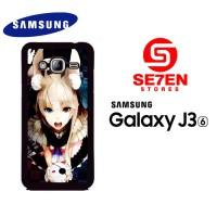 Casing Samsung J3 2016 Anime Wallpaper 90 Custom Hardcase