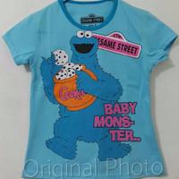 Jual Baju Sesame Street di Kota Tangerang - Harga Terbaru