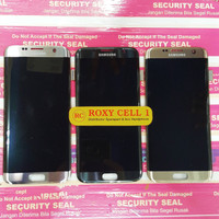 Samsung S7 Edge Lcd + Touchscreen Layar Lcd S7 Edge Original