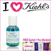 Kiehls Blue Astringent Herbal Lotion 40ml