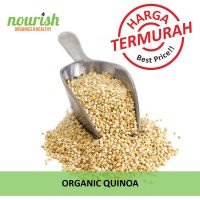 Organic White Quinoa (250gr)