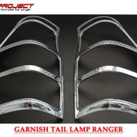 Tail Lamp Cover Ford All New Ranger 2012