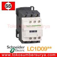 Kontaktor LC1D09** / Contactor LC1D09** Schneider Kontrol AC 3P 25A