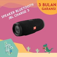 Speaker Bluetooth JBL Charge 3 Waterproof With Subwoofer