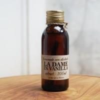 Ekstrak Vanili (Vanilla Extract) Nonalkohol (Halal) 100 ml (Via Gojek)