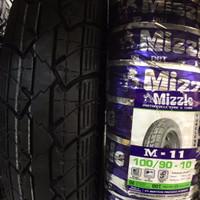MIZZLE M11 100/90-10 (BAN TUBELESS VESPA CLASSIC)