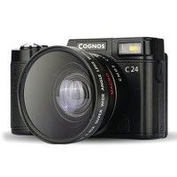 Cognos C24 Mirroless Digital Camera 3.0 TFT 24 MP SLR Hd 1080p Digital