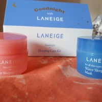 Jual Laneige - Goodnight Sleeping Care Kit Murah
