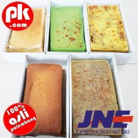 Jual Kue Basah Palembang Loyang Kecil 10x20cm Murah Asli Palembang Murah