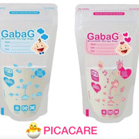 Jual Gabag Kantong ASI 100ml New Cute Design - Isi 30pcs Murah