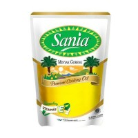 SANIA Minyak Goreng Premium Cooking Oil 2 Liter
