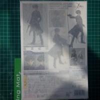 Figma Fate/Zero: Kiritsugu Emiya