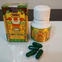 Herbal Jamu Pelangsing Arma Hijau Asli-Obat Penurun Berat Badan Alami