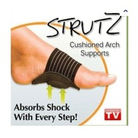 Strutz Pad pelindung telapak kaki foot patch shoe shoes belt - BRM021