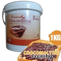 Jual Elmer CHOCOMALTINE Crunchy 1 Kg ORIGINAL (Berat Pegiriman hanya 1 Kg) Murah