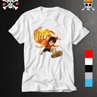 kaos chopper One Piece/bisa juga custom gambar atau foto suka-suka