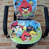 Jual Kursi Bonceng Expro Motor Matic Angry Bird Murah