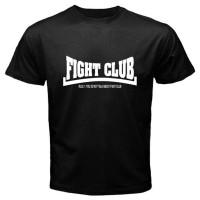 Kaos keren New Fight Club Rule Number 1 Martial Arts Club Men's Black