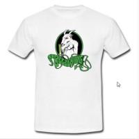 Kaos keren belzebong bong thrower Band Man T-Shirt