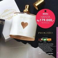 Jual Parfum Incognito for her Eau de Toilette Murah