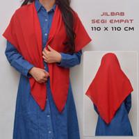 Sale  JILBAB SEGI EMPAT DOUBLE HICON Pashmina Hijab Scarf Murah  Terb